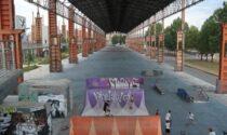 Rinasce il nuovo skatepark al Parco Dora