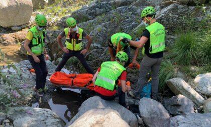 Accusa un malore e precipita in un canalone: muore escursionista