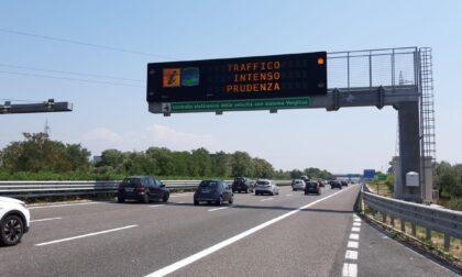 Traffico stradale intenso a Ferragosto: le tratte da bollino rosso