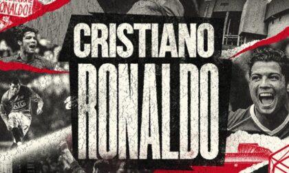 UFFICIALE: Cristiano Ronaldo è un giocatore del Manchester United