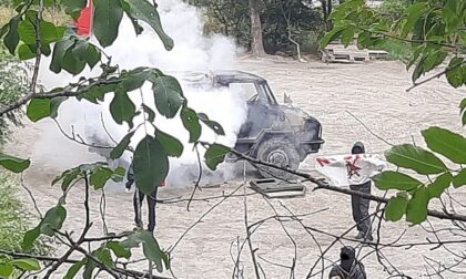 Incursione No Tav a Chiomonte: scontri, feriti e jeep in fiamme