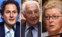 """Mamma Margherita vuole """"spennare"""" il figlio John Elkann per lo scrigno miliardario di Casa Agnelli"""