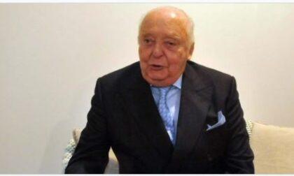 Morto il figlio di Ermenegildo Zegna, fondatore della casa di moda