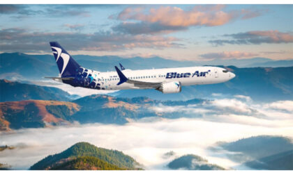 Blue Air vola altissimo con un altro Boeing 737-8 MAX e le offerte per i passeggeri