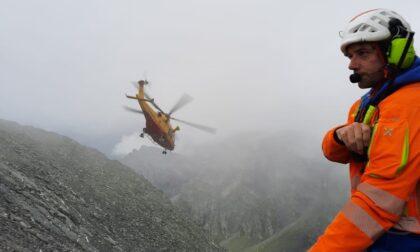 Ritrovato senza vita l'escursionista disperso sul Pian della Mussa