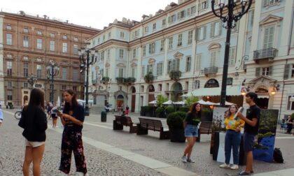 Greenpeace anche a Torino in difesa della foresta pluviale per la Giornata Mondiale dell'Amazzonia