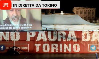 A Torino il quarto No Paura Day: sul palco 8 relatori e un videomessaggio di Mel Gibson