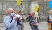 Amnesty International di Torino manifesta in piazza per l'Afghanistan
