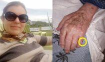 91enne derubato della fede in ospedale: l'appello della nipote