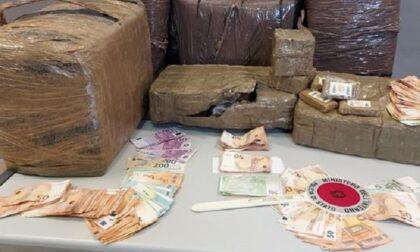 Maxi-sequestro: un quintale e mezzo di droga tutto in una volta