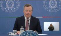 Le parole di Draghi: si va verso l'obbligo vaccinale e la terza dose di vaccino