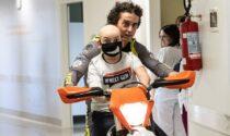 Mototerapia per beneficenza: aiutiamo i bimbi malati
