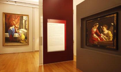 """""""Gentileschi: due capolavori a confronto"""" mostra dossier ai Musei Reali"""