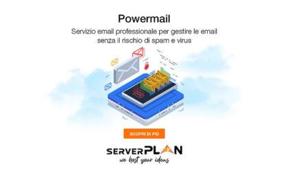 Powermail: una casella di posta evoluta e professionale