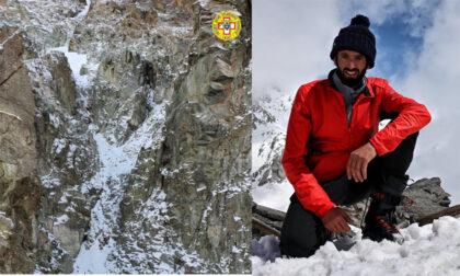Scomparso sul Monviso nel weekend, trovato morto escursionista 34enne