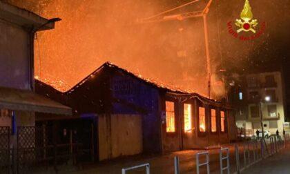 Incendio all'ex falegnameria Bertetto di Ciriè, imprenditore 29enne denunciato