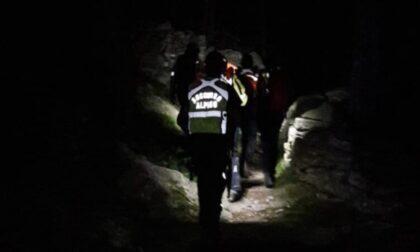 Cercatore di funghi si perde nei boschi di Giaveno, ritrovato dal Soccorso Alpino