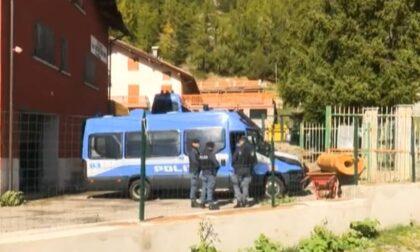 Sgomberata la casa cantoniera di Claviere occupata sabato: 19 attivisti denunciati