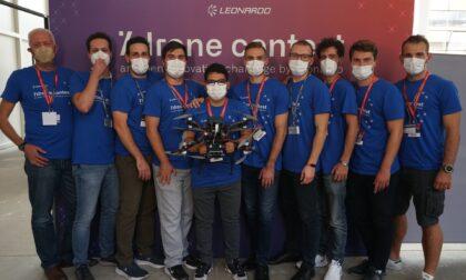 Leonardo Drone Contest: il Politecnico di Torino al terzo posto