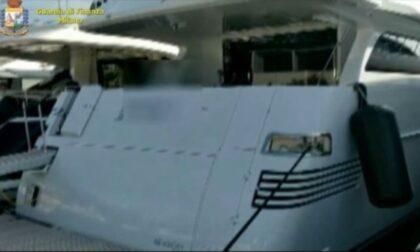 Frode fiscale: imprenditore torinese indagato, la Finanza gli sequestra il mega-yacht