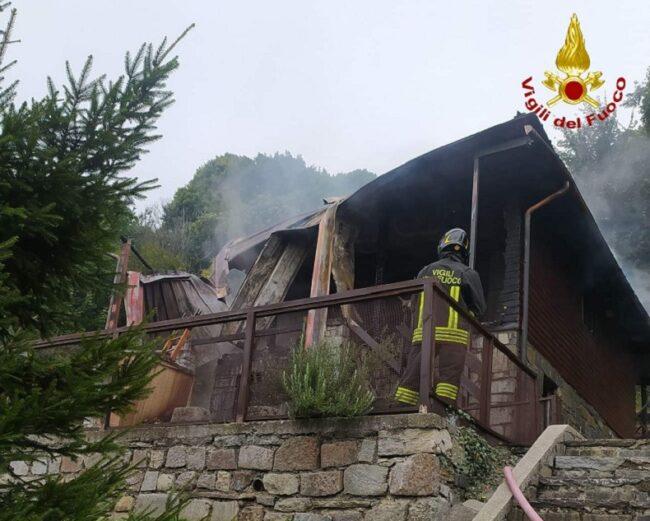 incendi Torino provincia