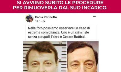 Draghi come Cesare Battisti: il Pd chiede le dimissioni della garante per i detenuti