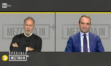 Damilano vs Lo Russo: sfida in tv dall'Annunziata fra i due aspiranti sindaci di Torino