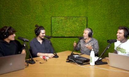 Il matematico Piergiorgio Odifreddi ospite al podcast di Fedez e Luis Sal