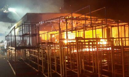 Due incendi fra Torino e provincia: nessun ferito ma danni ingenti