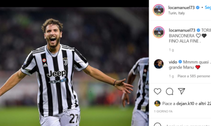 Manuel Locatelli: dopo il gol nel derby la proposta di matrimonio